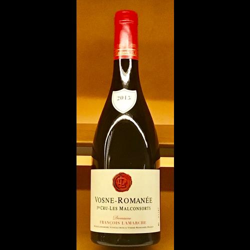 "Wine LAMARCHE VOSNE-ROMANEE ""MALCONSORT"" GRAND CRU 2015"