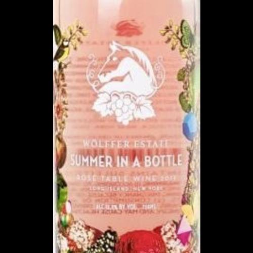 Wine WOLFFER ESTATE 'SUMMER IN A BOTTLE' ROSE 2018