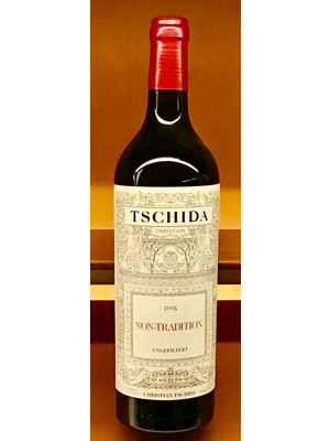 Wine CHRISTIAN TSCHIDA NON-TRADITION RED 2015
