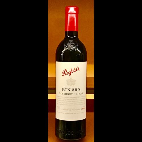 Wine PENFOLDS BIN 389 CABERNET SHIRAZ 2016