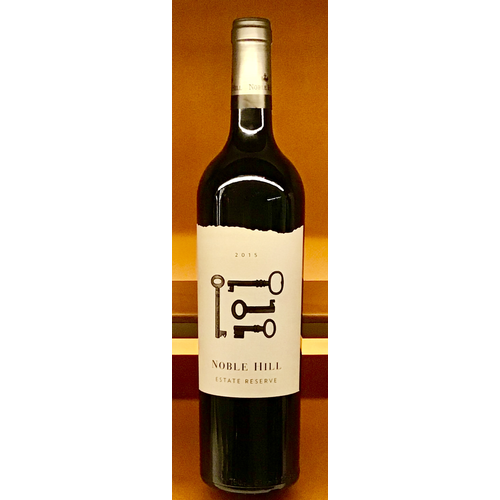 Wine NOBLE HILL ESTATE BLEND 2015