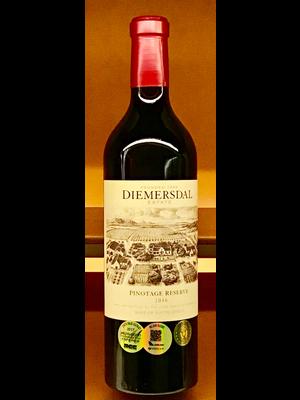 Wine DIEMERSDAL PINOTAGE RESERVE 2017