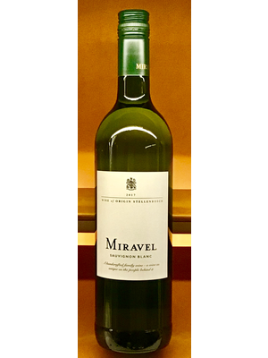 Wine MIRAVEL SAUVIGNON BLANC 2018