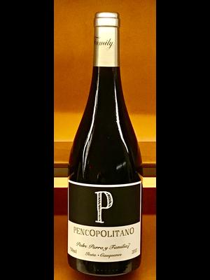 Wine PEDRO PARRA Y FAMILIA 'PENCOPOLITANO' 2015