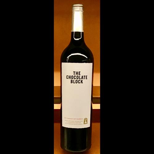 Wine BOEKENHOUTSKLOOF 'CHOCOLATE BLOCK' 2017
