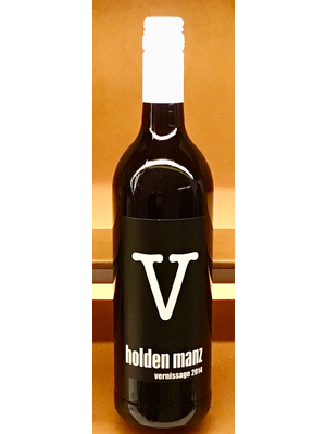 Wine HOLDEN MANZ 'VERNISSAGE' 2014