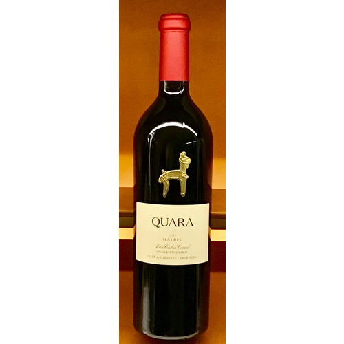 Wine QUARA ESTATES VINA CABRA CORRAL MALBEC 2015