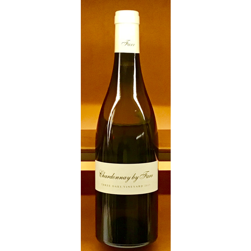 Wine BY FARR CHARDONNAY 'THREE OAKS VINEYARD' 2015