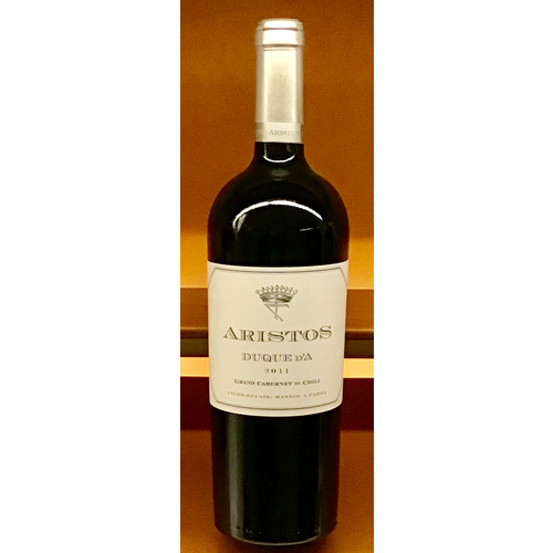 Wine ARISTOS CABERNET SAUVIGNON 'DUQUE D'A' 2011