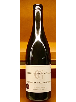 Wine PATRICIA GREEN PINOT NOIR 'FREEDOM HILL 2017