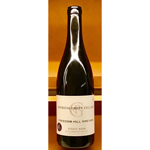 Wine PATRICIA GREEN PINOT NOIR 'FREEDOM HILL 2018