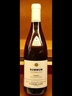 Wine EVENING LAND CHARDONNAY SUMMUM SEVEN SPRING ESTATE 2014