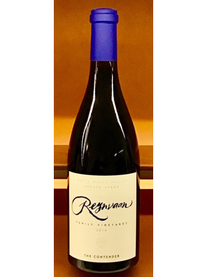 Wine REYNVAAN FAMILY VINEYARDS SYRAH 'THE CONTENDER' 2014