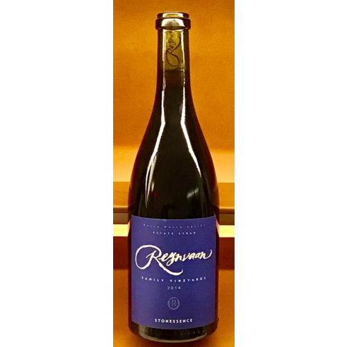 Wine REYNVAAN FAMILY VINEYARDS SYRAH 'STONESSENCE' 2014