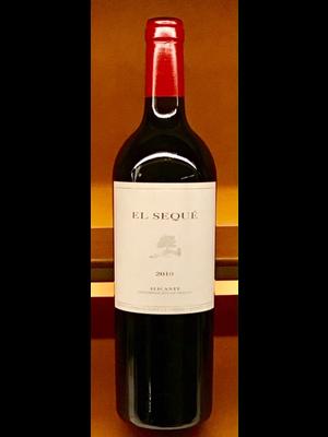 Wine ARTADI EL SEQUE MONSATRELL 2010