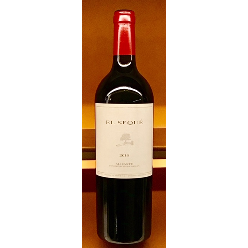 Wine ARTADI EL SEQUE MONSATRELL 2010