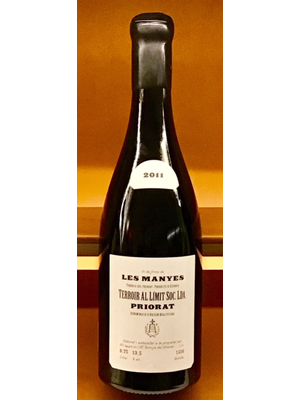 Wine TERROIR AL LIMIT 'LES MANYES' 2011