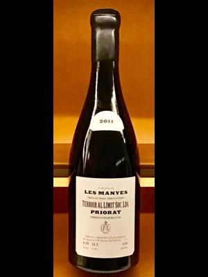 Wine TERROIR AL LIMIT 'LES MANYES' 2011