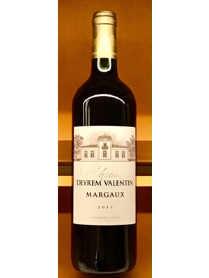 Wine CHATEAU DEYREM VALENTIN 2015
