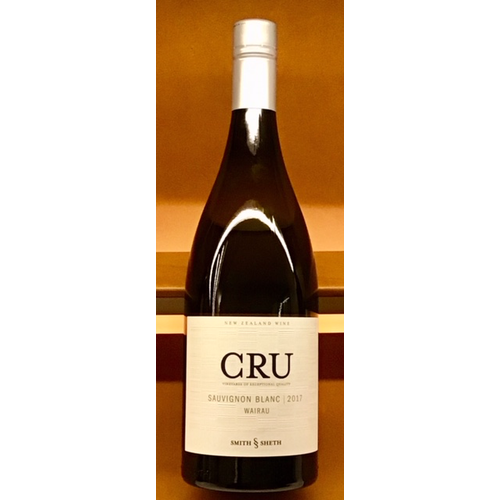 Wine SMITH AND SHETH CRU OLD VINE SAUVIGNON BLANC 2017