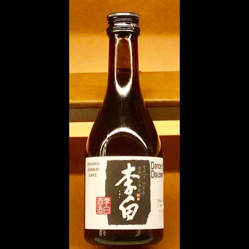 Wine RIHAKU SHUZO DANCE OF DISCOVERY JUNMAI SAKE 300ML