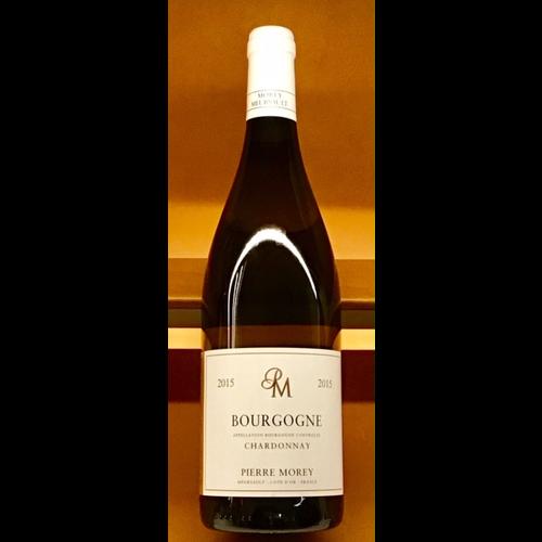 Wine PIERRE MOREY BOURGOGNE CHARDONNAY 2015