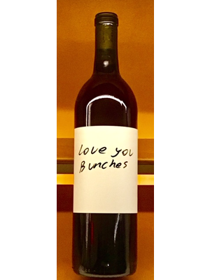"Wine STOLPMAN VINEYARDS ""LOVE YOU BUNCHES"" SANGIOVESE 2018"