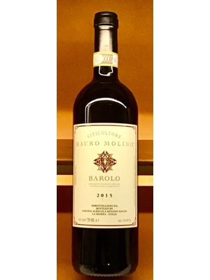 Wine MAURO MOLINO BAROLO 2016