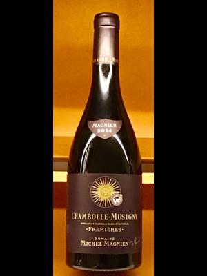 "Wine MICHEL MAGNIEN CHAMBOLLE-MUSIGNY ""FREMIERES"" 1ER CRU 2014"