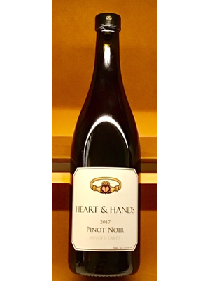 Wine HEART AND HANDS PINOT NOIR 2017