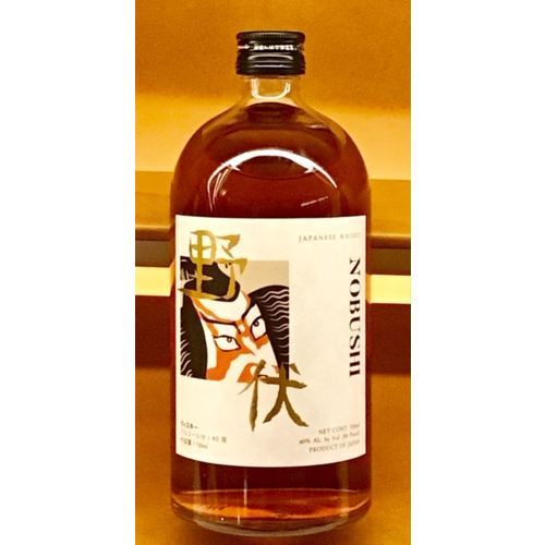 Spirits NOBUSHI JAPANESE WHISKY NV
