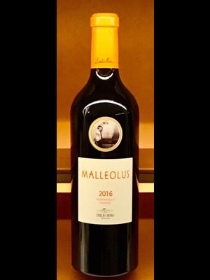 Wine EMILIO MORO MALLEOLUS RIBERA DEL DUERO 2016