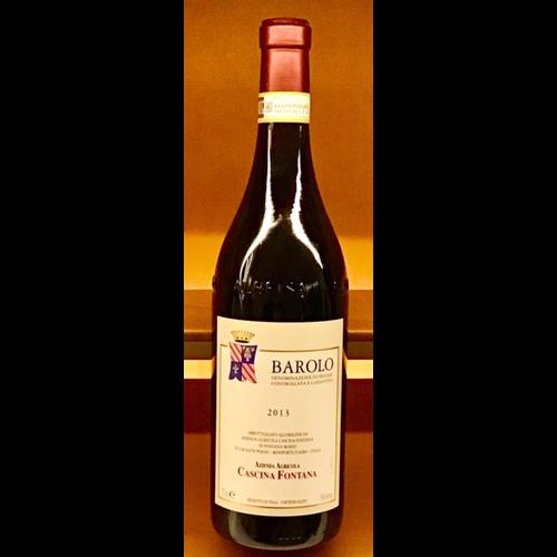 Wine CASCINA FONTANA BAROLO 2013