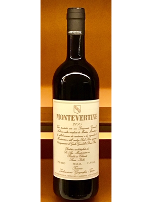 Wine MONTEVERTINE ROSSO DI TOSCANA 2016