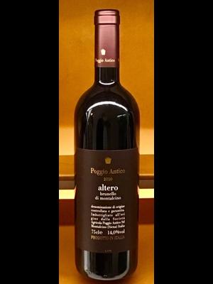 """Wine FATTORIA POGGIO ANTICO BRUNELLO DI MONTALCINO """"ALTERO"""" 2010"""
