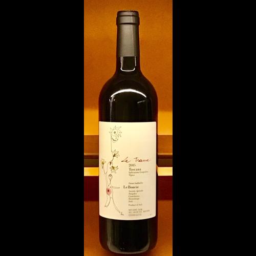 Wine PODERE LE BONCIE 'LE TRAME' 2015