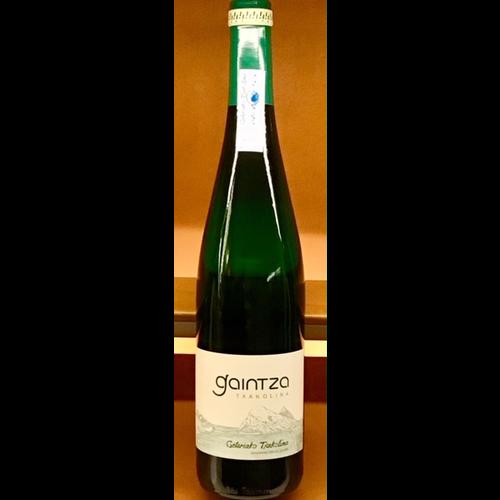 Wine GAINTZA GETARIAKO TXAKOLINA 2018