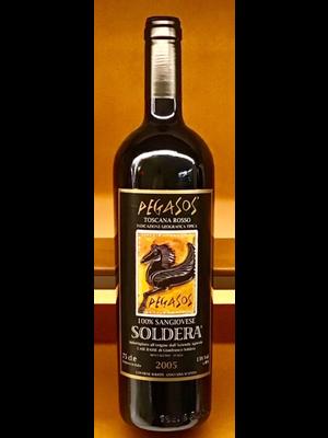 Wine SOLDERA PEGASOS SANGIOVESE 2005