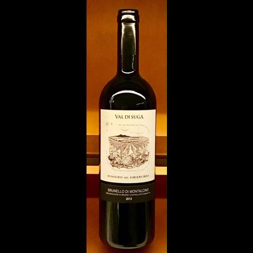 Wine VAL DI SUGA POGGIO AL GRANCHIO BRUNELLO DI MONTALCINO 2013