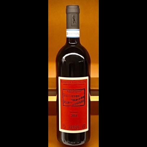 Wine ARPEPE ROSSO DI VALTELLINA 2014
