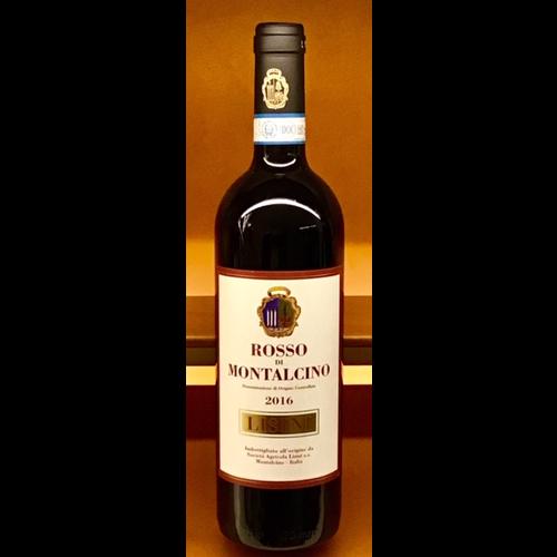 Wine LISINI ROSSO DI MONTALCINO 2016