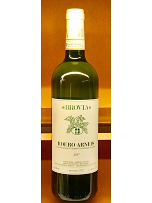 Wine BROVIA ROERO ARNEIS 2017