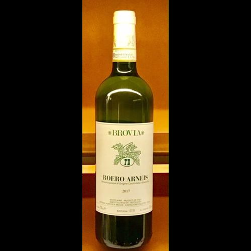 Wine BROVIA ROERO ARNEIS 2017