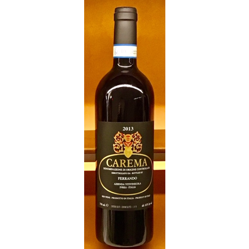 Wine LUIGI FERRANDO CAREMA 'ETICHETTA NERA' 2013