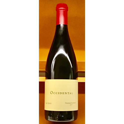 Wine OCCIDENTAL 'FREESTONE-OCCIDENTAL' PINOT NOIR 2017