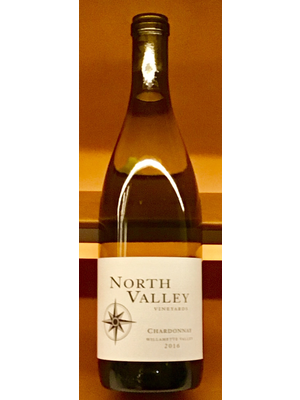 Wine NORTH VALLEY VINEYARDS CHARDONNAY 2016