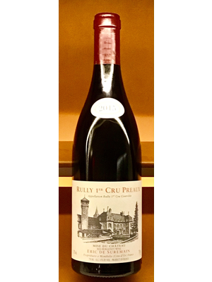 Wine ERIC DE SUREMAIN 'PREAUX' RULLY 1ER CRU 2015