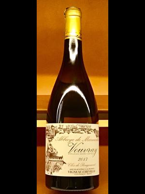 Wine VIGNEAU-CHEVREAU  'CLOS DE ROUGEMONT' VOUVRAY SEC 2017
