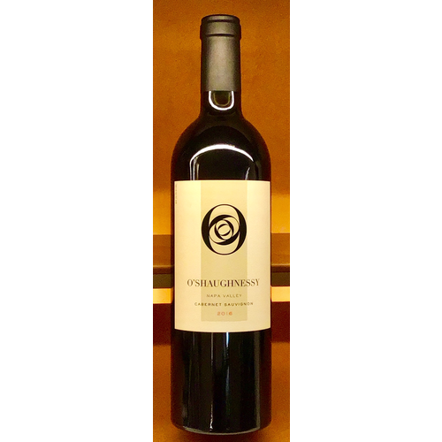 Wine O'SHAUGHNESSY NAPA VALLEY CABERNET SAUVIGNON 2016