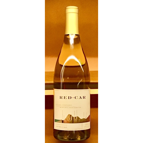 Wine RED CAR RITCHIE VINEYARD SONOMA COAST CHARDONNAY 2014